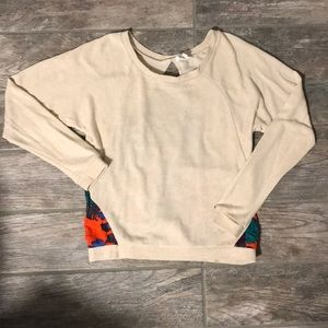 Volcom sweat shirt sz L
